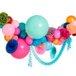 Бумажные и воздушные шары для украшения