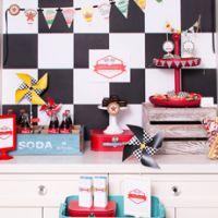 Идея дня рождения дома для мальчиков