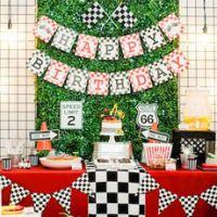 Как украсить день рождения мальчика