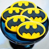 Детский день рождения Бэтмен