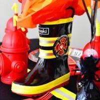 День рождения пожарная машина