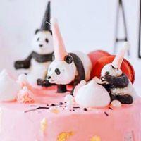 Оформление праздника в стиле панда