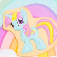 День рождения в стиле пони