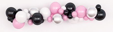 Инсталляции из шаров