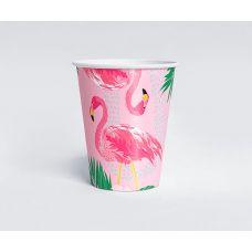 """Стаканчик """"Алоха"""" розовый"""