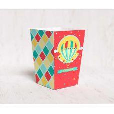 "Коробочка для попкорна ""Воздушный шар"""