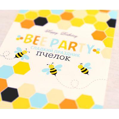 """Плакат """"Пчелки"""""""