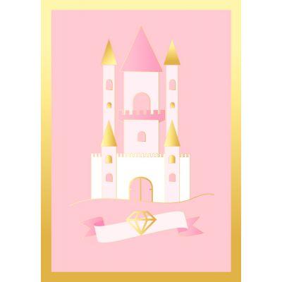 """Плакат """"Золотое королевство"""" А2"""