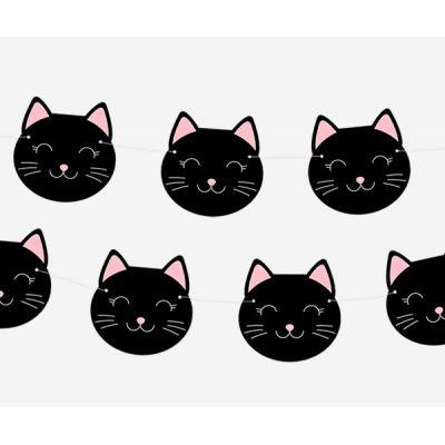 Гирлянда кошки