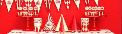 Праздник в стиле Цирк