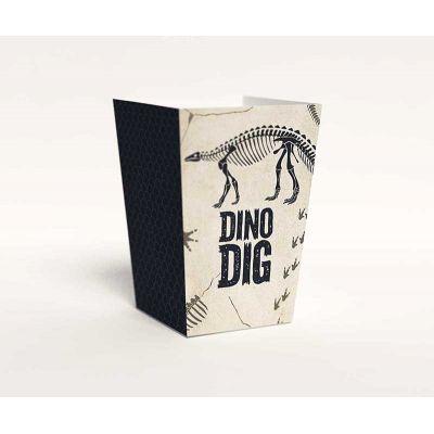 """Коробочка для попкорна """"Динозавры"""" Юрский период"""