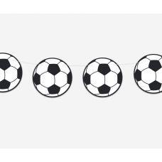 Гирлянда круглая, мячи 15 см