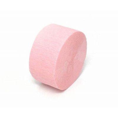Гирлянда лента светло-розовая, 2 м.