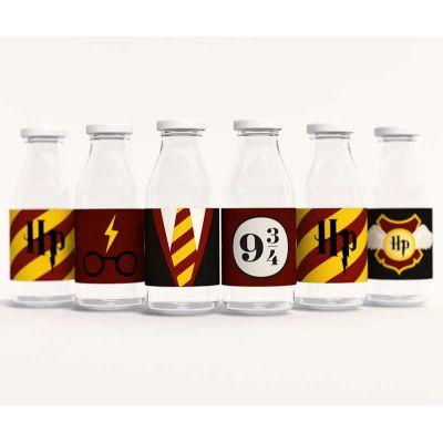 """Этикетки на напитки """"Гарри Поттер"""""""