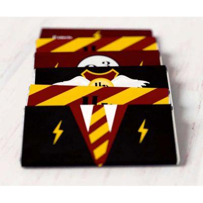 """Этикетки на шоколад """"Гарри Поттер"""""""