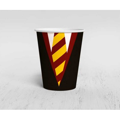 "Стаканчик ""Гарри Поттер"" галстук"