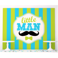 "Плакат 120х100 см ""Маленький джентльмен"""