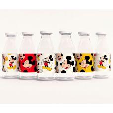 Этикетки для напитков Микки Маус, Mickey Mouse