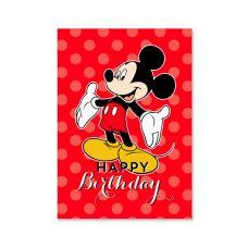 Плакат Mickey Mouse, 42х59 см