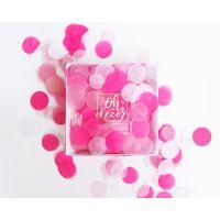 "Конфетти ""Розовый микс"". Коробка"