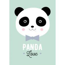 "Плакат ""Панда"""
