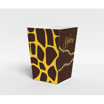 "Коробочка для праздника ""Сафари"" жираф"