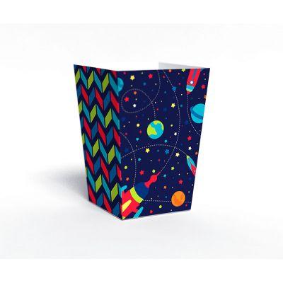 """Коробочка для попкорна """"Космос"""" Орбита"""