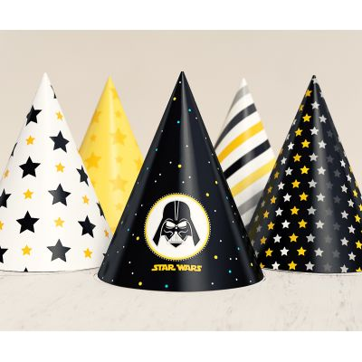 """Колпаки на день рождения """"Звездные войны"""""""