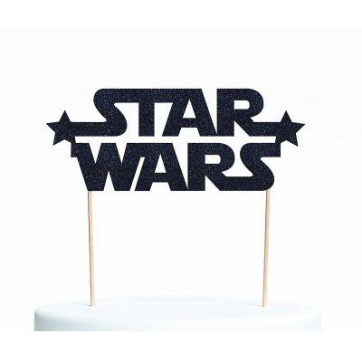 """Топпер для торта """"StarWars"""""""