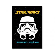 """Плакат """"Звездные войны. Штурмовик"""""""