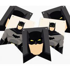"Гирлянда прямоугольная ""Бэтмен"""