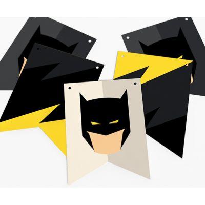 "Гирлянда прямоугольная ""Бэтмен"" 3"