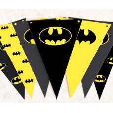 """Гирлянда """"Бэтмен"""""""