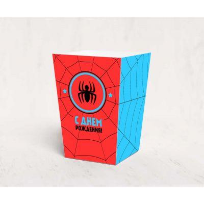 "Коробочка для попкорна ""Человек-паук"""