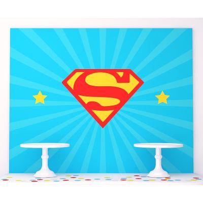 """Плакат 120х100 см """"Супермен"""""""