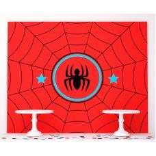 "Плакат 120х100 см ""Человек-паук"""