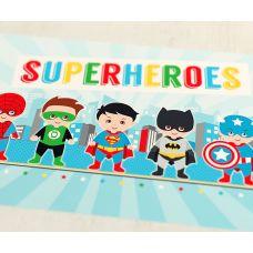 """Плакат """"Супергерои"""""""