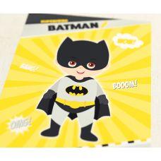 """Плакат """"Супергерои. Бэтмен"""""""
