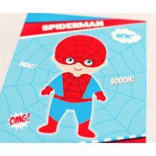 """Плакат """"Супергерои. Человек-паук"""""""