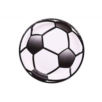 """Тарелки """"Футбол"""" мяч"""