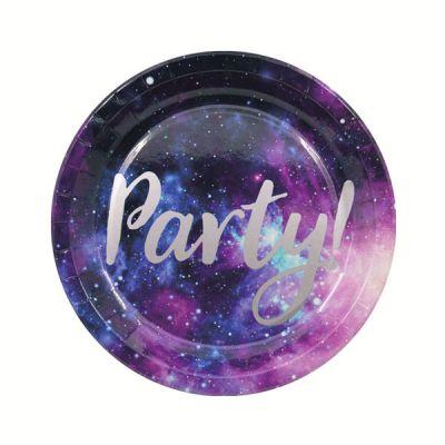 """Тарелки """"Галактика"""" Party"""