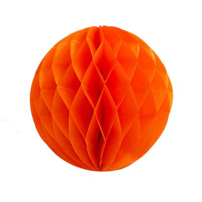 Шар-соты. Оранжевый