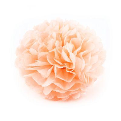 Помпон персиковый