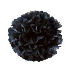 Помпон черный
