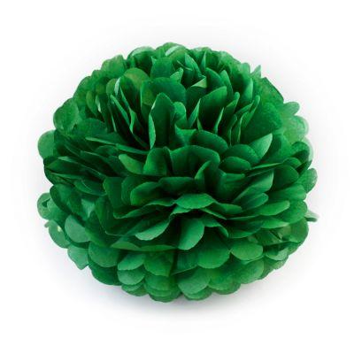 Помпон темно-зеленый