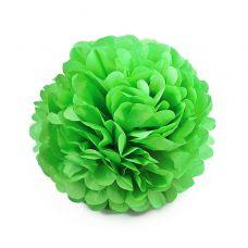 Помпон зеленый