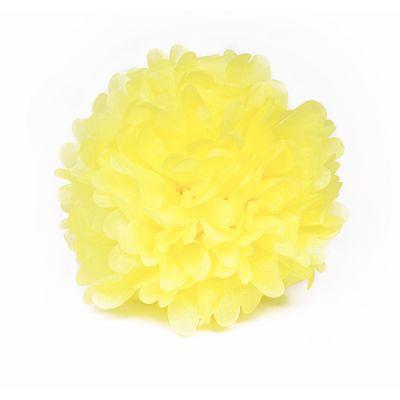 Помпон лимонный