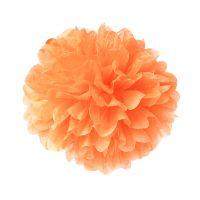 Помпон оранжевый