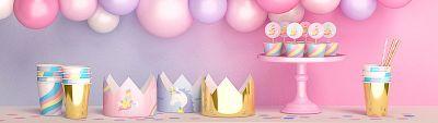 День рождения в стиле Единорог