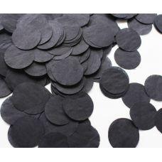 Конфетти. Черный цвет